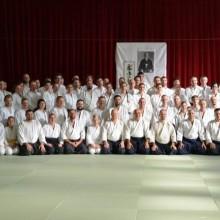 9. - 10. 9. 2017 Národní seminář SAA (Michele Quaranta) 15 let výročí Aikido Dojo Suchdol nad Odrou