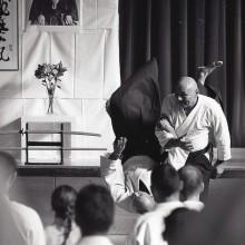 9. - 10. 9. 2017 Národní seminář SAA - 15 let výročí Aikido Dojo Suchdol nad Odrou