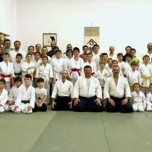 2.12.2017 - Seminár aikido deti/ skúšky technickej vyspelosti na 9.-7. kyu / Trnava (SR)
