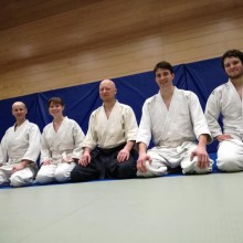 BRNO 5.1.2019 - Aikido BN a Roman Madura 4.Dan