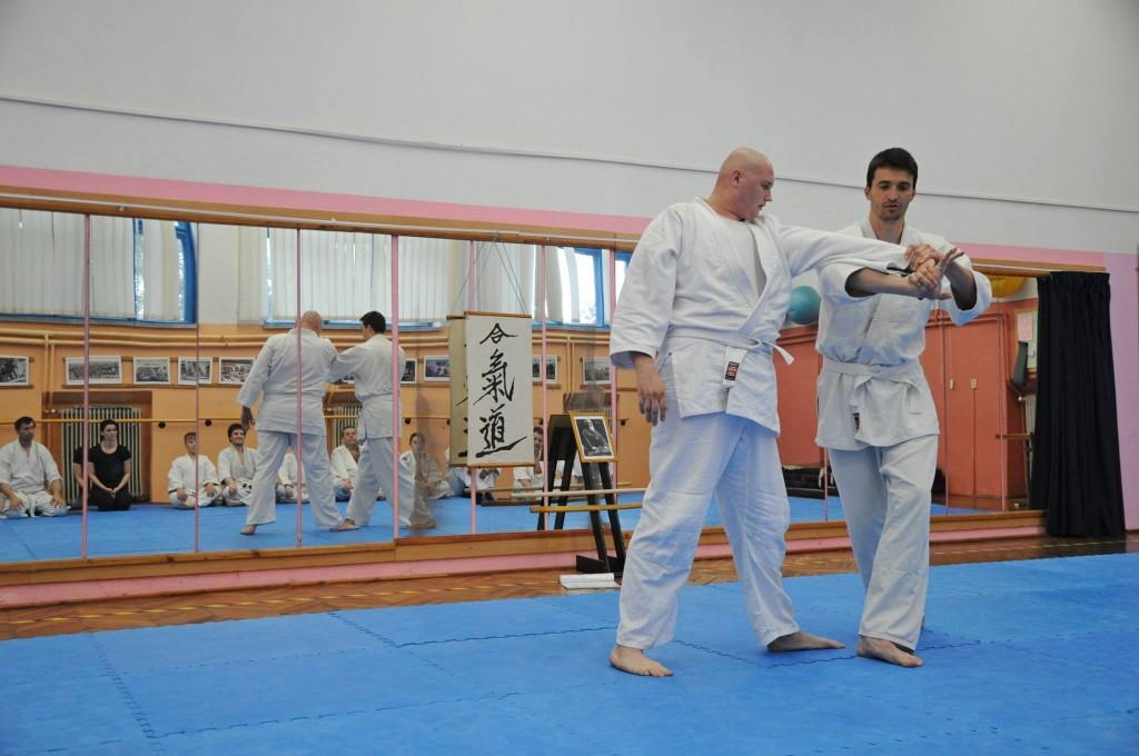 April 2019  Tréning v BN s Romanom Gubom